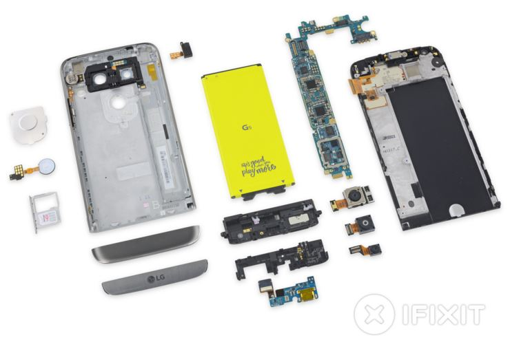 LG G5: Mission complete