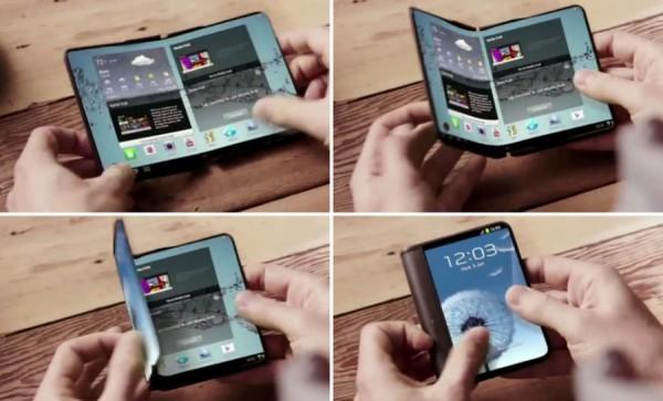 Koncepció a Samsungtól