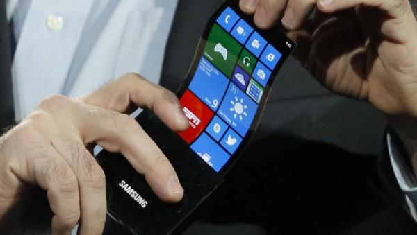 CES 2013 Samsung